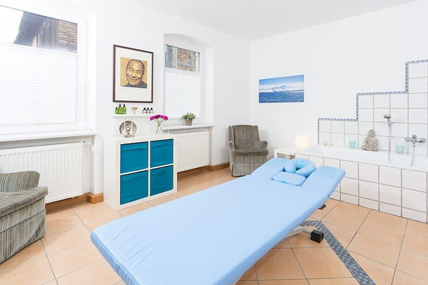 raeumlichkeiten - Rundum Mensch - Privatpraxis in Fulda - Psychotherapie, Supervision, Massage